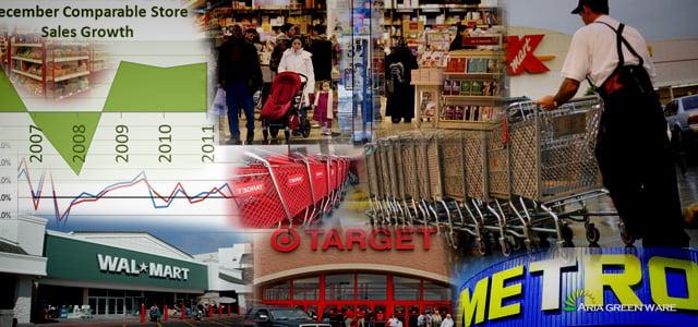 فروشگاه های زنجیره ای