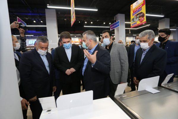 افتتاحیه انتخاب